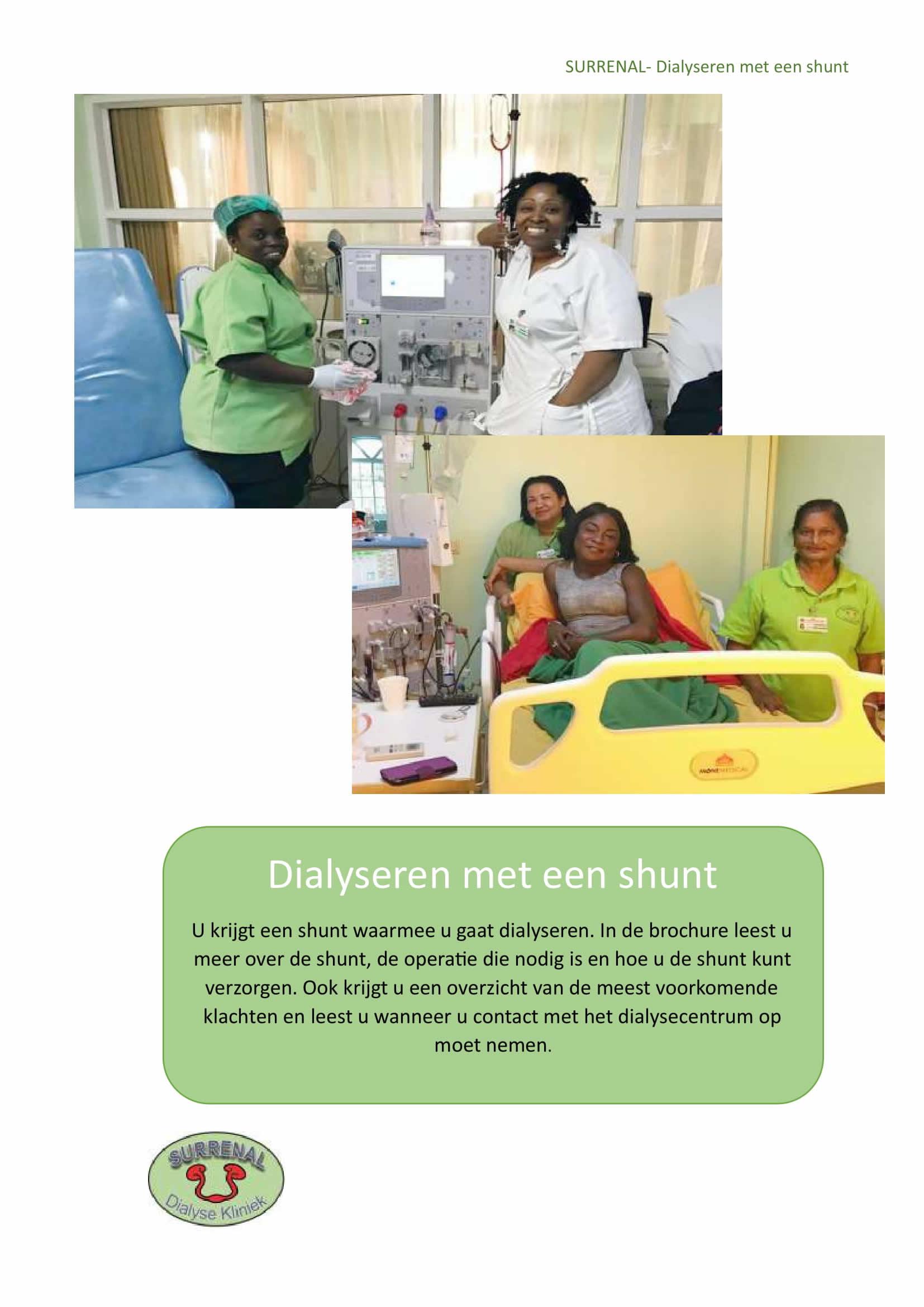 Surrenal Dialyse Kliniek